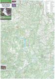 Vlegyásza-hegység térképe